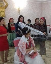 Традиционная башкирская свадьба
