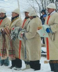 Зимние моления закамских удмуртов