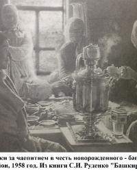 Технология изготовления башкирского чая