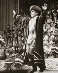 Башкирский мужской танец - Баик