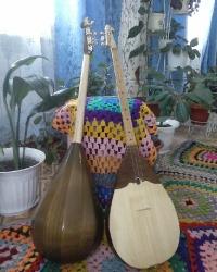 Технология изготовления башкирского инструмента думбыры