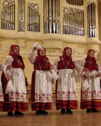 Лирические песни в традиции русских старожилов села Красный Зилим Архангельского района Республики Башкортостан